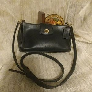 Vintage Coach Black Legacy Shoulder bag